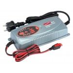Automatic switch mode battery charger 12V and 6V