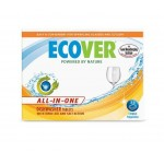 Diswasher tablets all-in-one Ecover