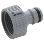 Threaded tap connector 26,5mm