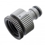 Threaded tap connector 21mm